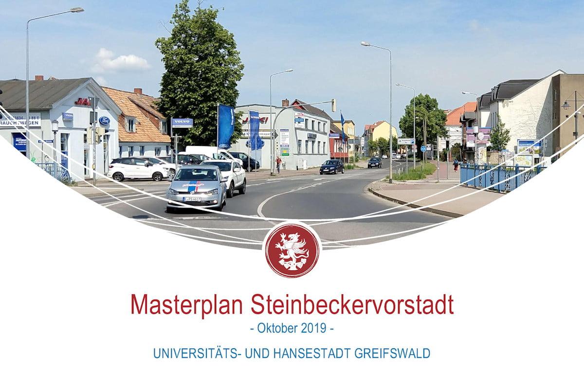 Masterplan-Entwurf Steinbeckervorstadt vorgestellt