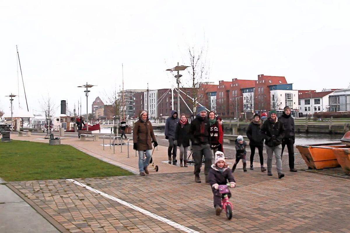 Einladung zum Stadtteilspaziergang mit der Bürgerinitiative Steinbeckervorstadt