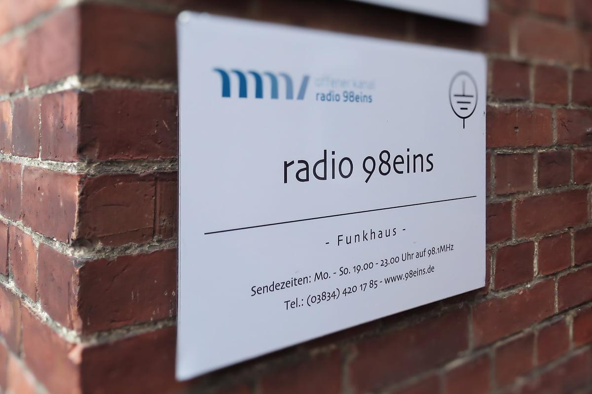Interview bei radio 98eins: Politik am Ryck vom 08.12.2019
