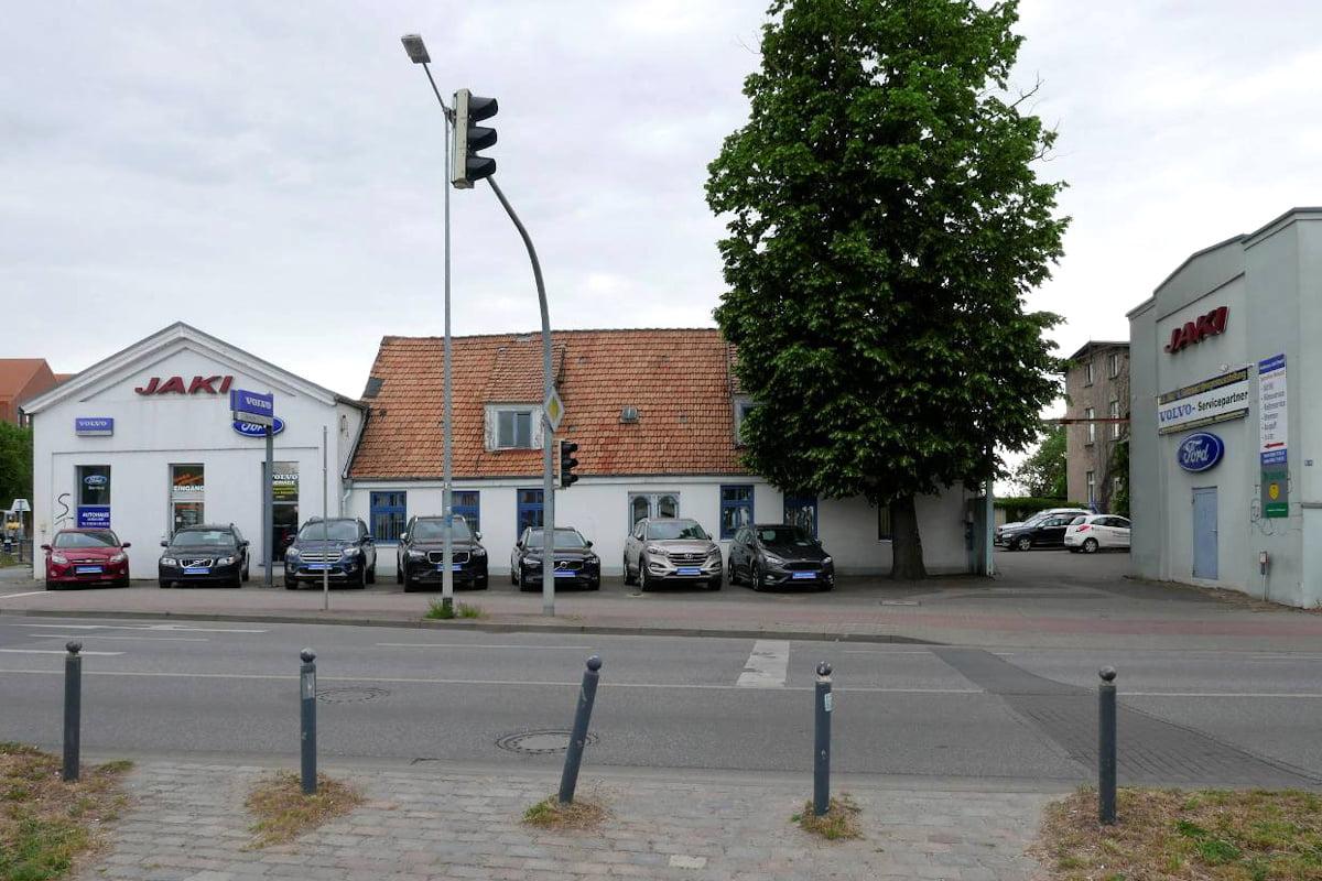 Altstadtinitiative stellte am 30.06.2020 Antrag auf Unterschutzstellung