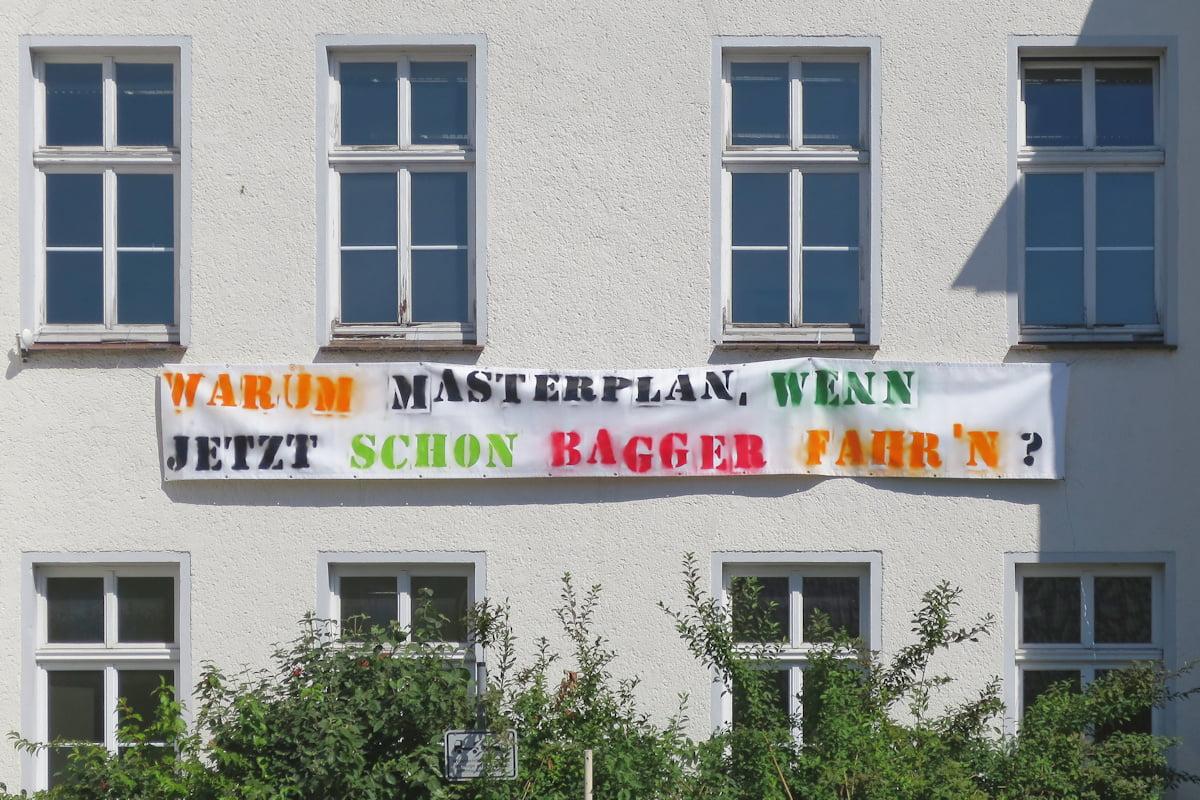 Stellungnahme der BI zum Bauvorhaben Stralsunder Straße 47 und zum Masterplan
