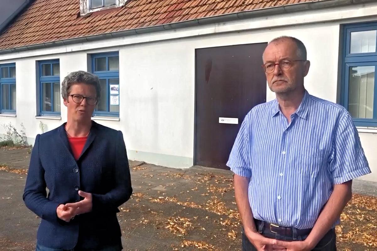 Statement der SPD-Fraktion zur Stralsunder Straße 47